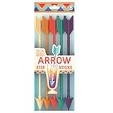 Colorful Arrow Stir Sticks by TrueZOO (Set of 5)