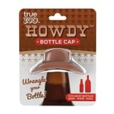 """""""Howdy"""" Cowboy Hat Bottle Stopper by TrueZoo"""