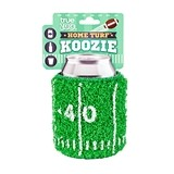 Home Turf Real Astro-Turf with Football Hashmarks Drink Sleeve