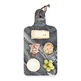 Warren Black Marble Cheeseboard by Viski