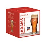 Spiegelau 18 oz Sam Adams Boston Lager Beer Glasses (Set of 4)