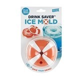 """Drink Saver"" Life-Saver-Shaped Silicone Ice Mold by TrueZOO"