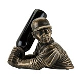 """Swig for the Fences"" Baseball Bottle Holder by Foster & Rye"