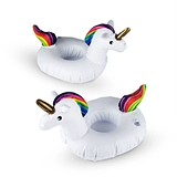 Unicorn Drink Floaties by TrueZOO (Set of 2)