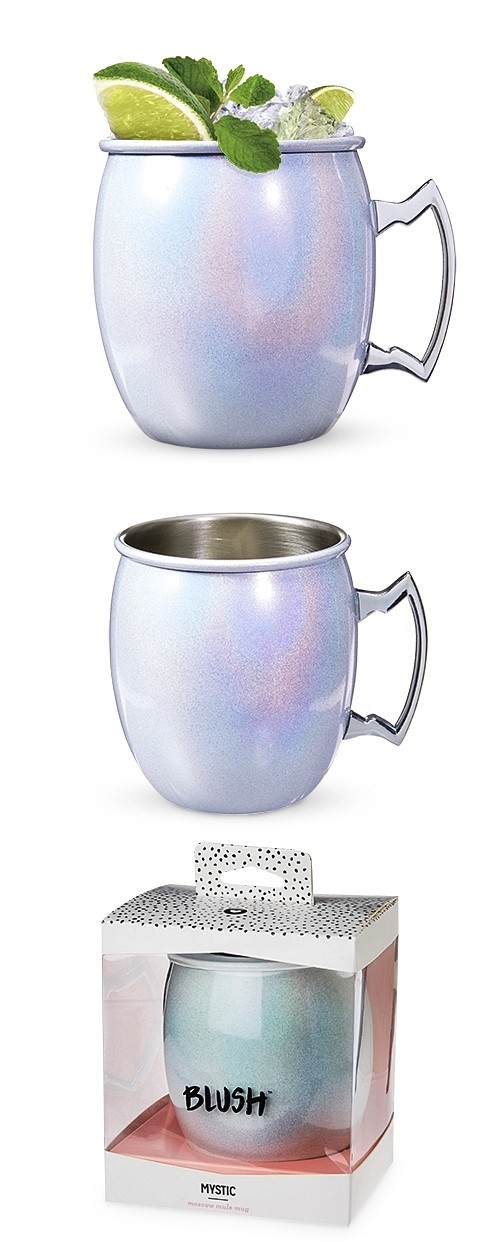 Mystic: Color Shift Iridescent Moscow Mule by Blush