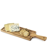 Country Home: Acacia-Wood Small Tapas Board by Twine