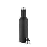 Tanked: 750ml Stainless-Steel Wine Growler in Matte Black by True