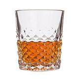 Libbey Diamond-Textured 12oz Perfect Scotch Glasses (Set of 4)