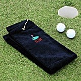 Cathy's Concepts Personalized Golf Towel