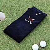 Cathy's Concepts Monogrammed Golf Towel