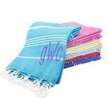 Cathy's Concepts Personalized Vibrant Turkish Towel (6 Colors)