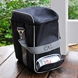 Handy Tailgate-Ready Personalized Can Cooler/Dispenser