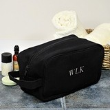 Cathy's Concepts Smart Personalized Canvas Toiletries Bag