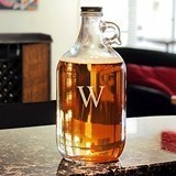 Cathy's Concepts Awesome Monogrammed 64 oz. Craft Beer Growler
