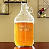 Cathy's Concepts Fantastic Personalized 64 oz. Home Brew Beer Growler