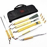 Cathy's Concepts Monogrammed 11pc. BBQ Tool Set