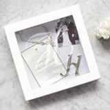 Cathy's Concepts Personalized Wedding Wishes Keepsake Shadow Box