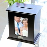 Cathy's Concepts Handsome Personalized Card-Holder Photo Box