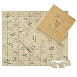 Cathy's Concepts Personalized Wedding Guestbook Alternative Puzzle