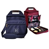 Cathy's Concepts Personalized Picnic Cooler Set w/ Checkered Interior