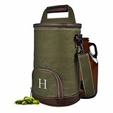 Cathy's Concepts Personalized Insulated Growler Cooler Tote
