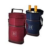 Cathy's Concepts Personalized Wine Bottle Cooler Tote (2 Colors)