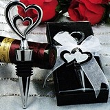 """Two Hearts are Better than One"" Bottle Stopper"