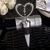 """Cassiani Collection """"Key to My Heart"""" Wine Stopper"""