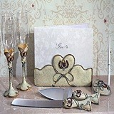 Western Theme 'Lucky in Love' Accessory Set