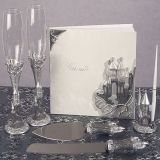 Brilliant Platinum Castle Accessories Set