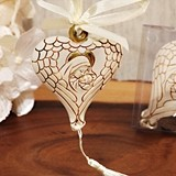 Inspirational Hanging Heart Madonna Ornament by Cassiani Collection