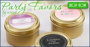 Luxurious Affordable And Inexpensive Party Favors And Personalized